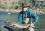 Methow River Steelhead-October 2005