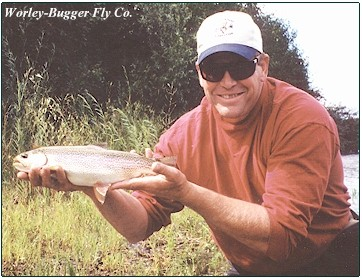 A Happy Client Of Worley-Bugger Fly Co..........Big Yak Bow! Nice Job Coach!