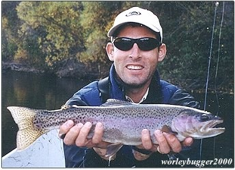 Small Bug Fishing=Big Yakima Trout In The Fall!